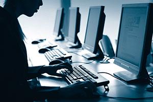 behind-computer